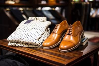mens shirts and shoes fashion tips